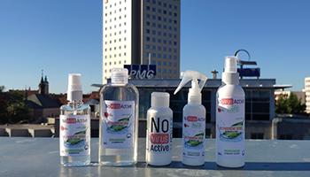 Dezinfekcni pripravky - Výrobce a distributor dezinfekčních přípravků a zařízení.