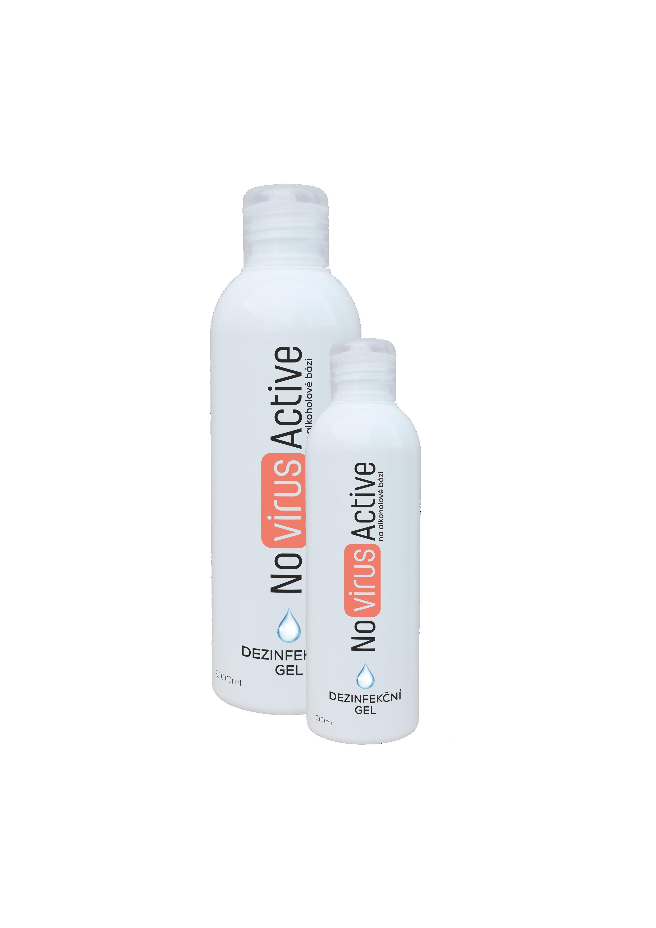 Dezinfekční přípravky a náplně - dezinfekční gel