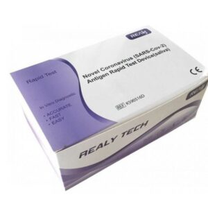 Realy Tech SARS-CoV-2 Antigen Rapid Test