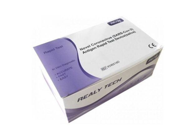 Realy Tech SARS-CoV-2 Antigen Rapid Test