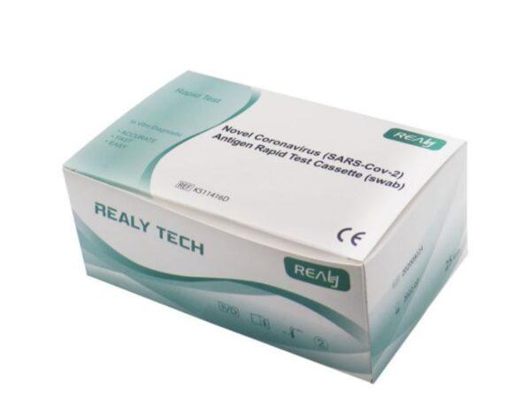 Realy Tech SARS-CoV-2 Antigen Rapid